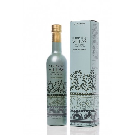 Especial Edition. Box with 6 bottles 500 ml.
