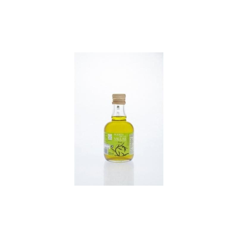 Caja 16 jarras 250 ml. cristal (Virgen Extra)