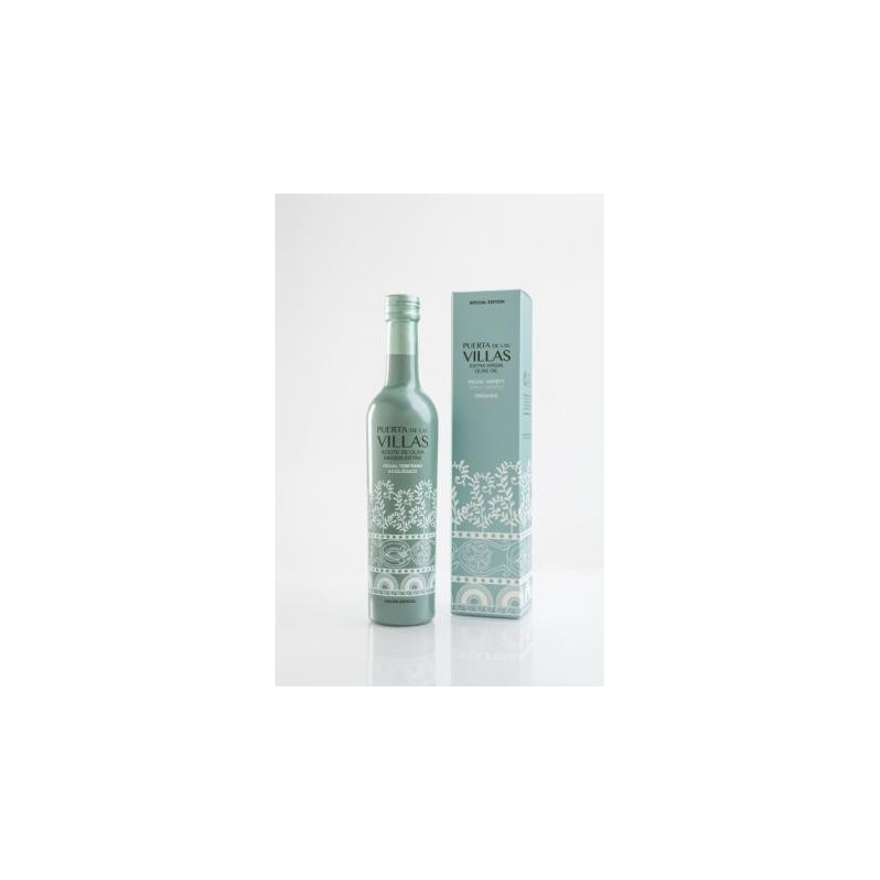 Caja 6 botellas 500 ml (Virgen Extra Temprano Ecológico)