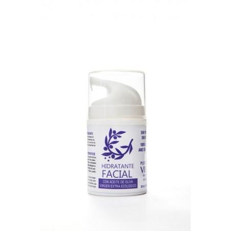 Crema Hidratante Facial con AOVE Ecológico.