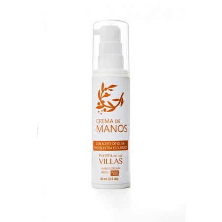 Hand Cream with Organic Extra Virgin Olive Oil 60 ml