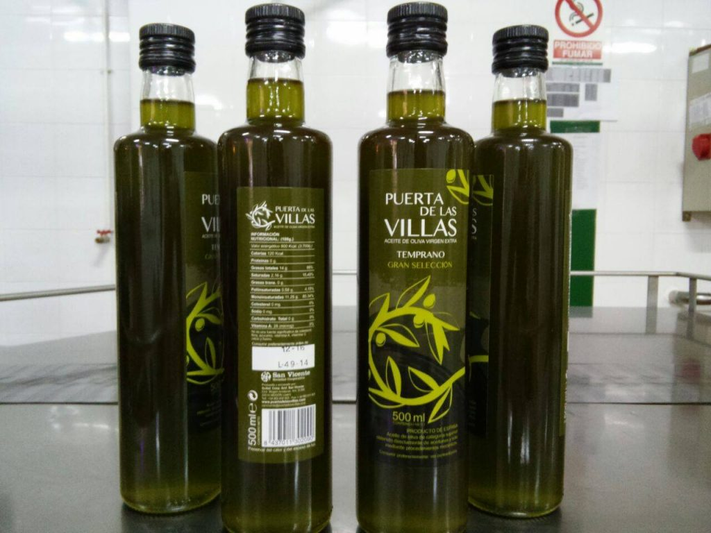 Temprano botellas