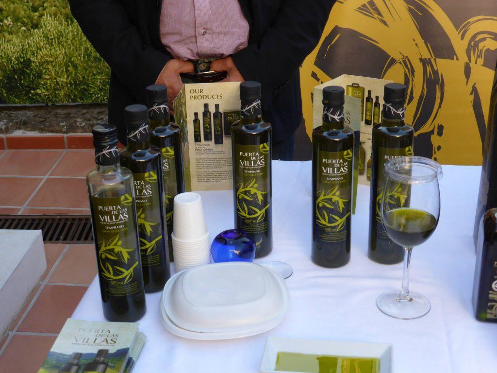 AOVE Temprano botellas