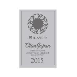 2015. OLIVE JAPAN 2015. (Japón) Silver Medal Award