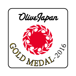 2016. Olive Japan Competition in Japan Gold Medal